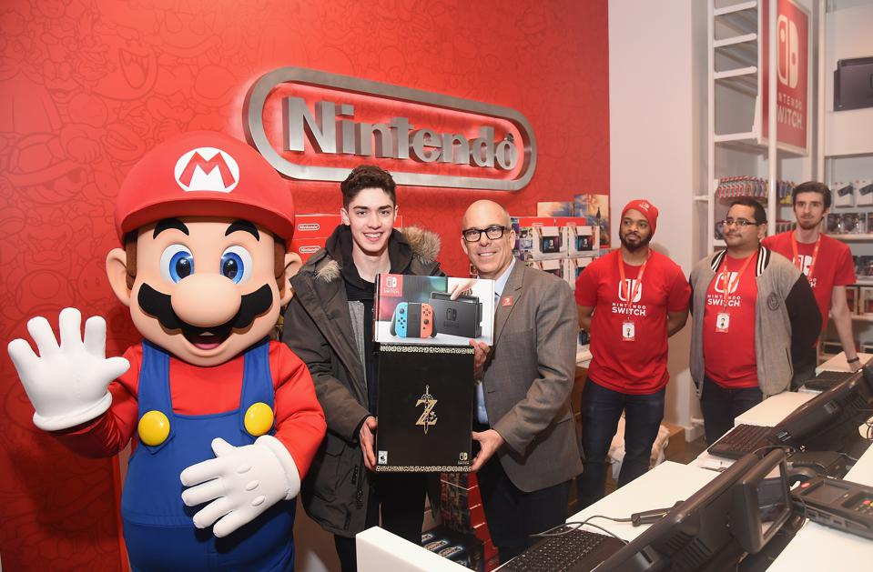 Nintendo Switch Launch Event - Day 1