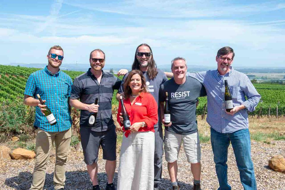 Willamette Valley Riesling Producers