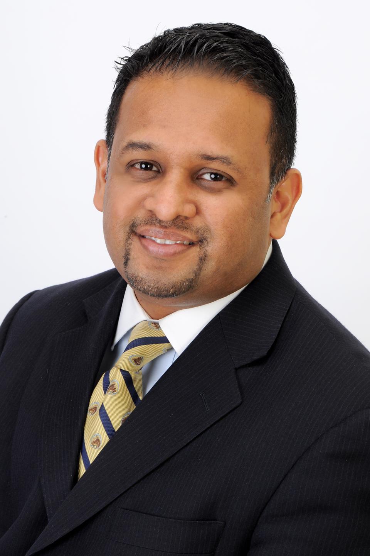 Dr. Niven Narain