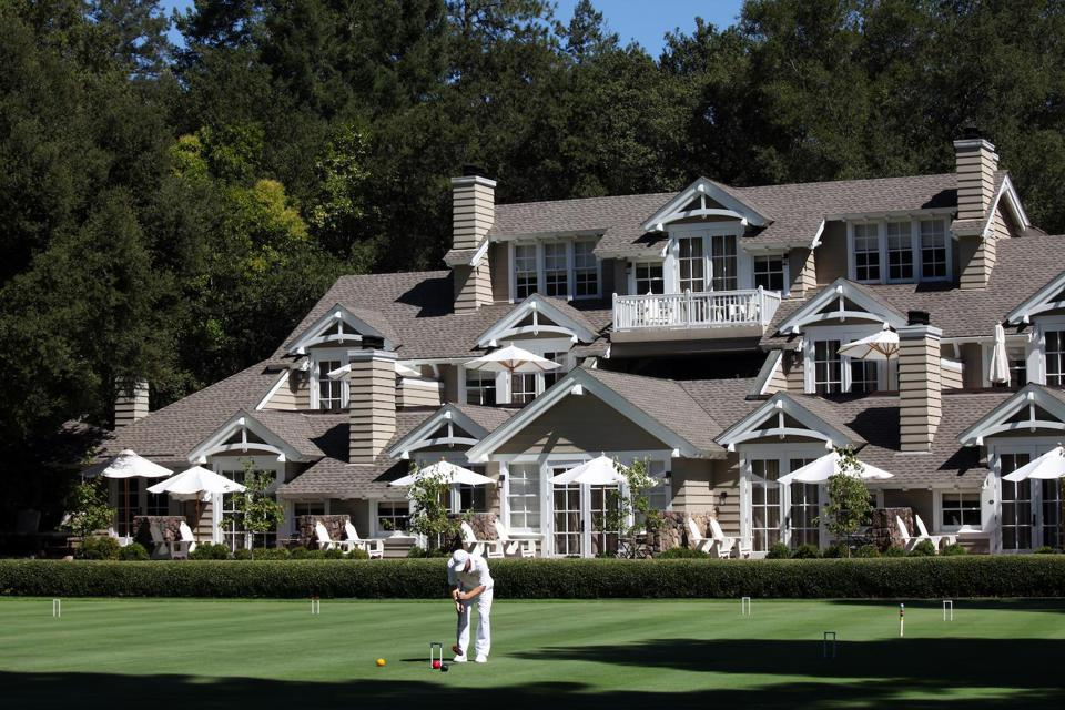 Meadowood Napa Valley Luxury Travel Weekend