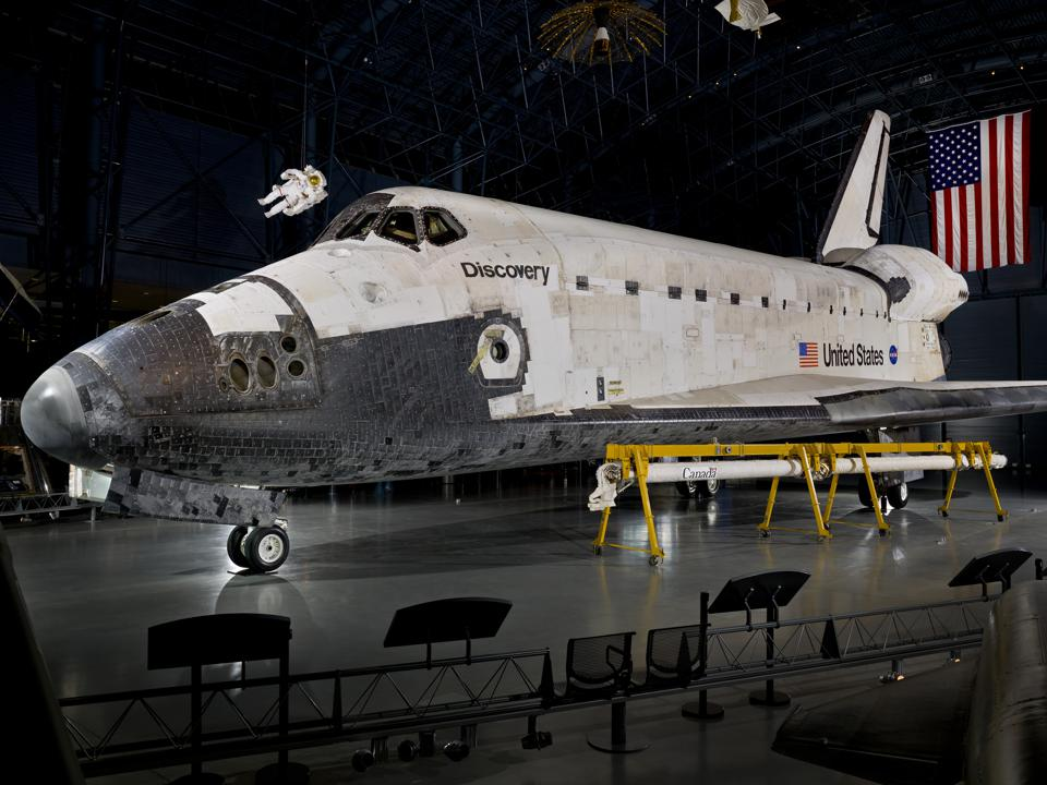 NASA Space Shuttles, Discovery (OV-103)