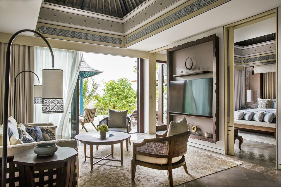Jumeirah Bali will feature designs reflective of Bali's rich cultural heritage.
