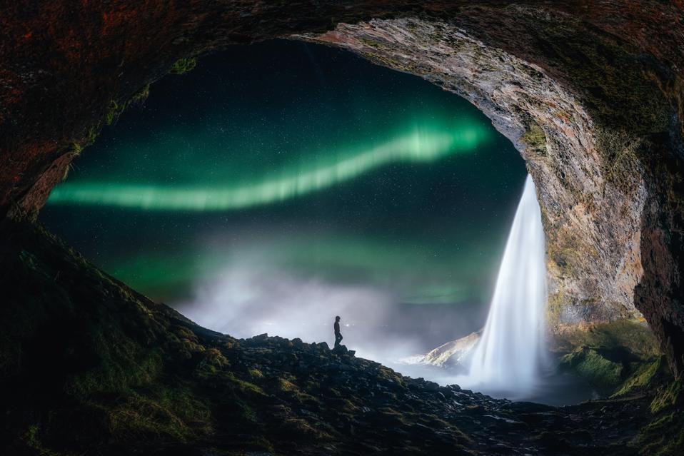 Freezing Iceland
