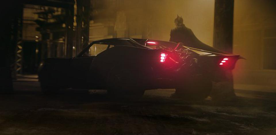 The Batman's Batmobile