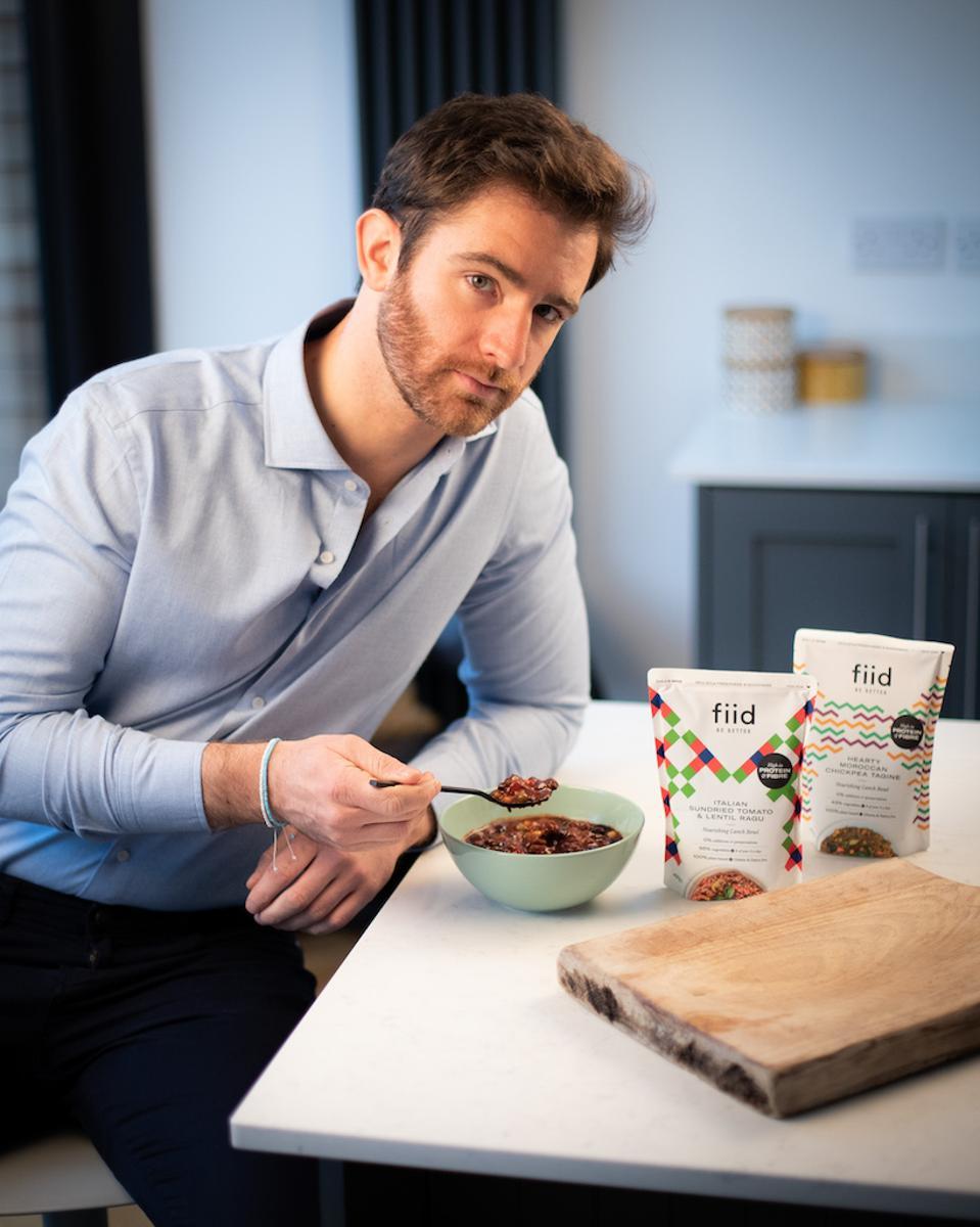 Shane Ryan, founder of fiid