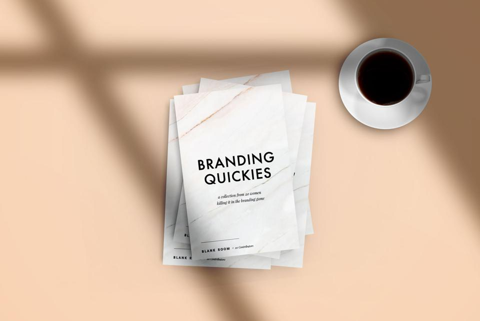 Branding Quickies book