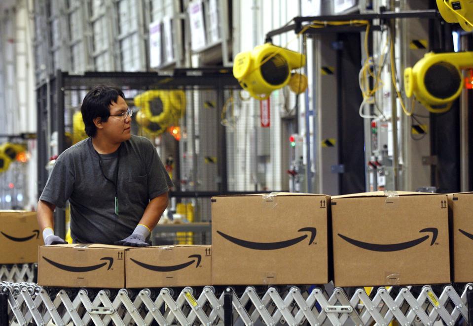 Amazon.com Warehouse Tour