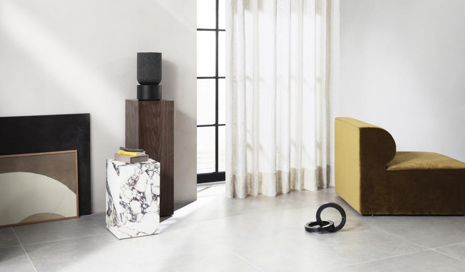 Bang & Olufsen Beosound Balance in a living room