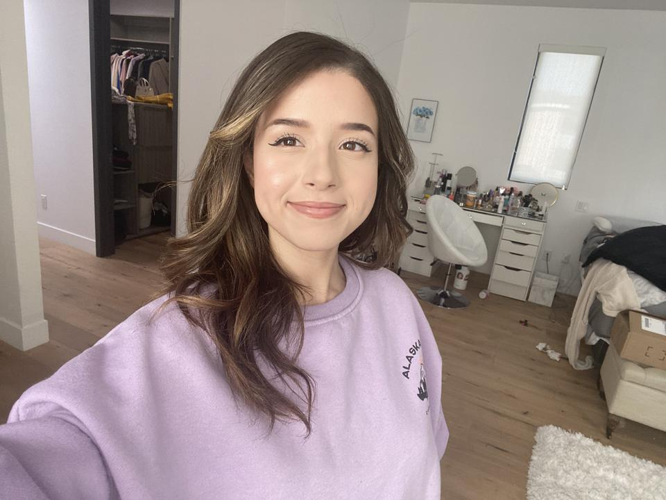 Pokimane is one of the top 10 most-viewed streamers on Twitch.