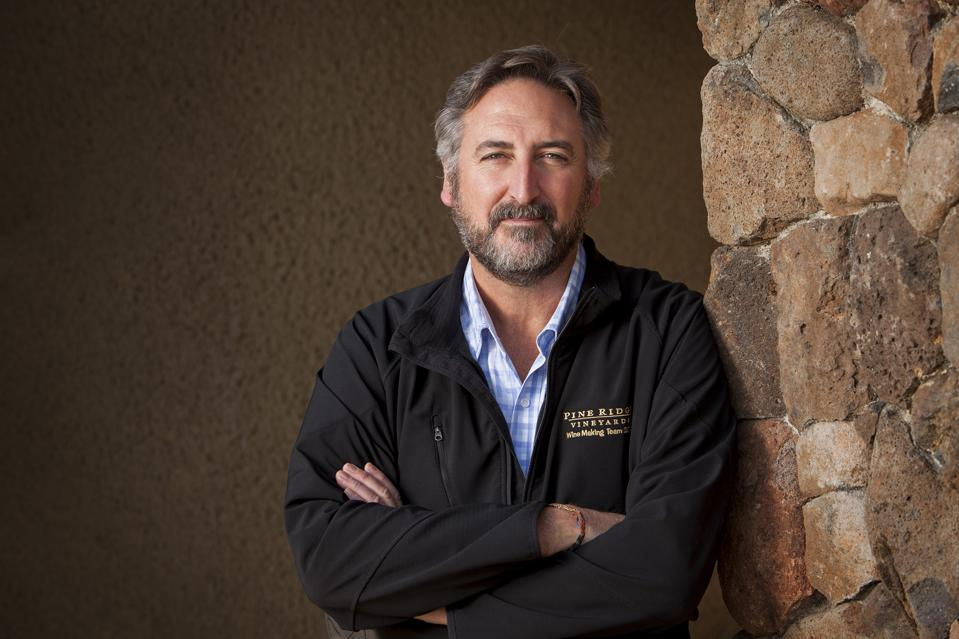 Michael Beaulac, winemaker and general manager, Pine Ridge Vineyards, Stags Leap District, Napa Valley