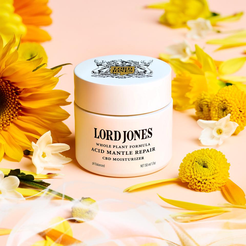Lord Jones, CBD skincare, CBD beauty, luxury cannabis, CBD moisturizer