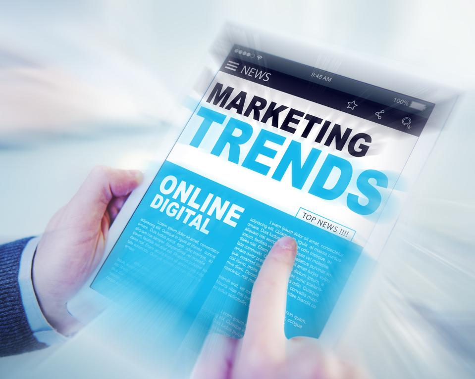 Future Tech Trends: The 4 Technologies That Will Change Marketing Forever