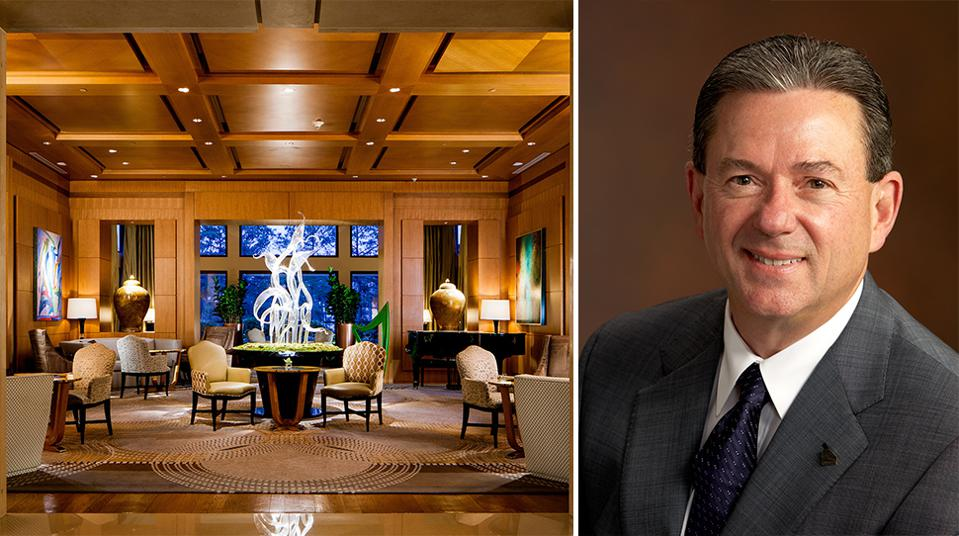 The Umstead's Herons Restaurant And Its General Manager, Jim Beley