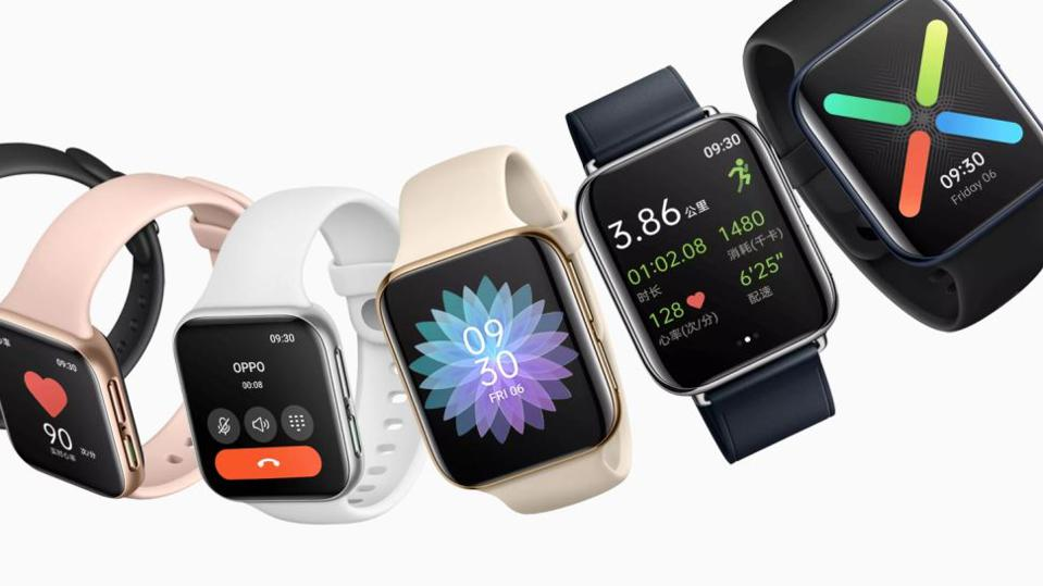 Apple Watch Could Be Outclassed By Oppo Watch In These 5 Ways