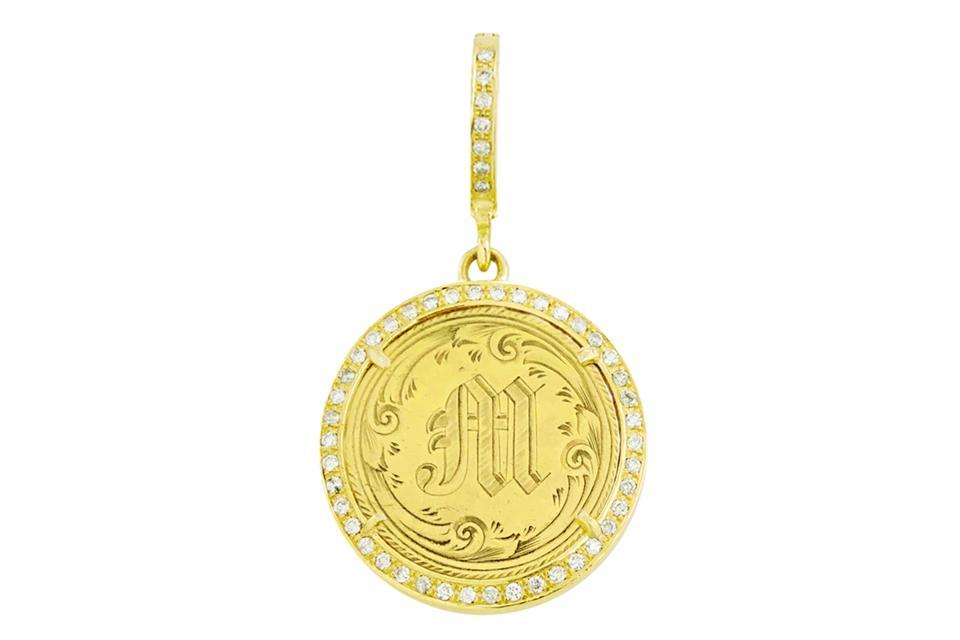 initials love token