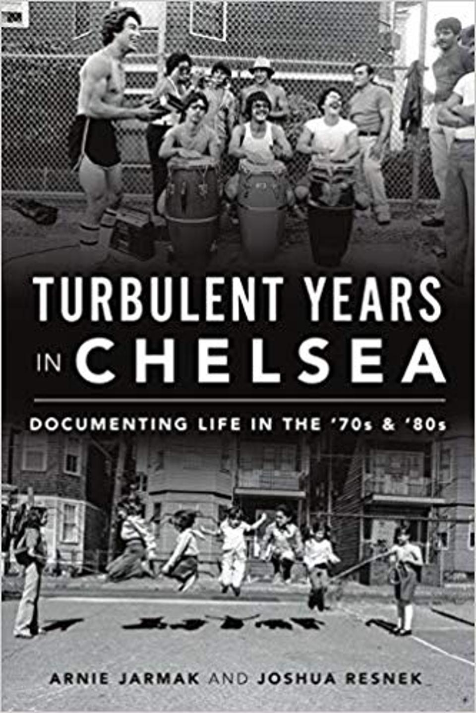 Cover: Turbulent Years in Chelsea