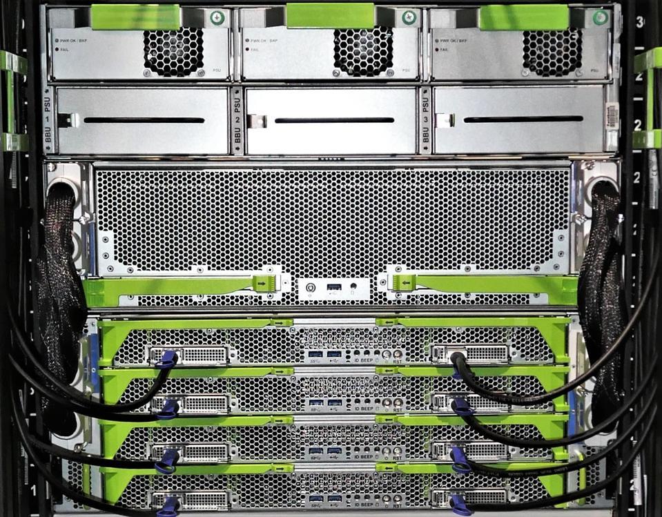 Open Compute Project cloud data center hardware