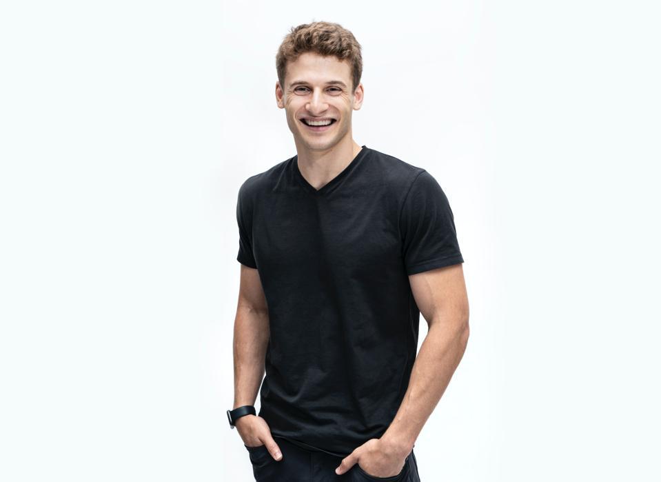 Zachariah (Z) Reitano, cofundador y CEO de Ro