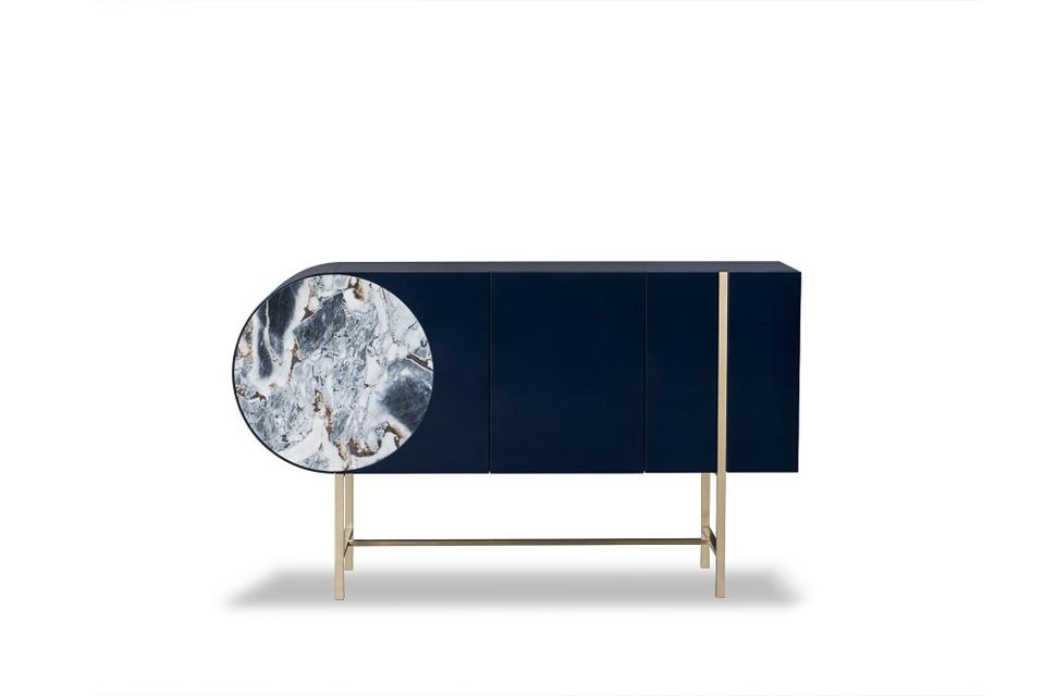 Baxter Selene Low Cabinet by Hagit Pincovici