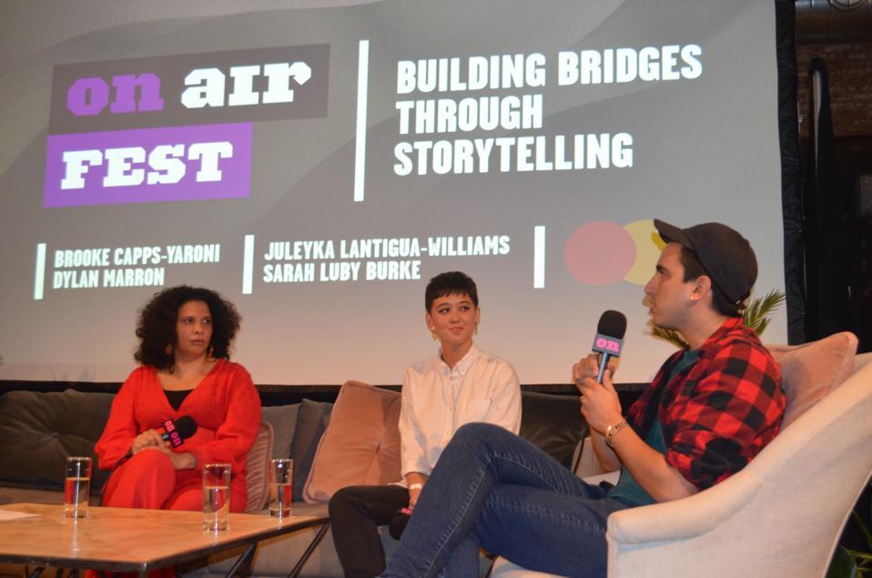 Dylan Marron talks building bridges