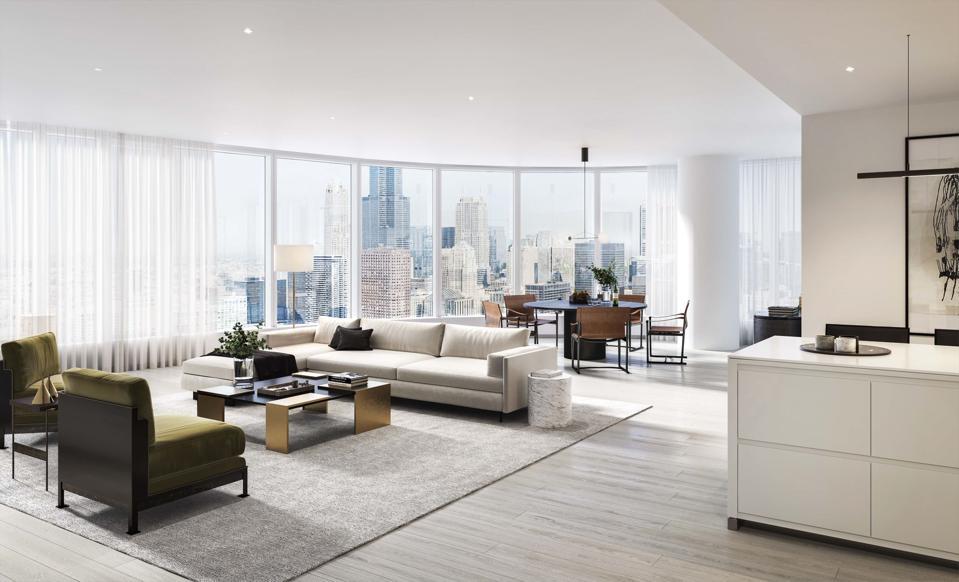 Residential interior designed by KPMB architect Kara Mann.