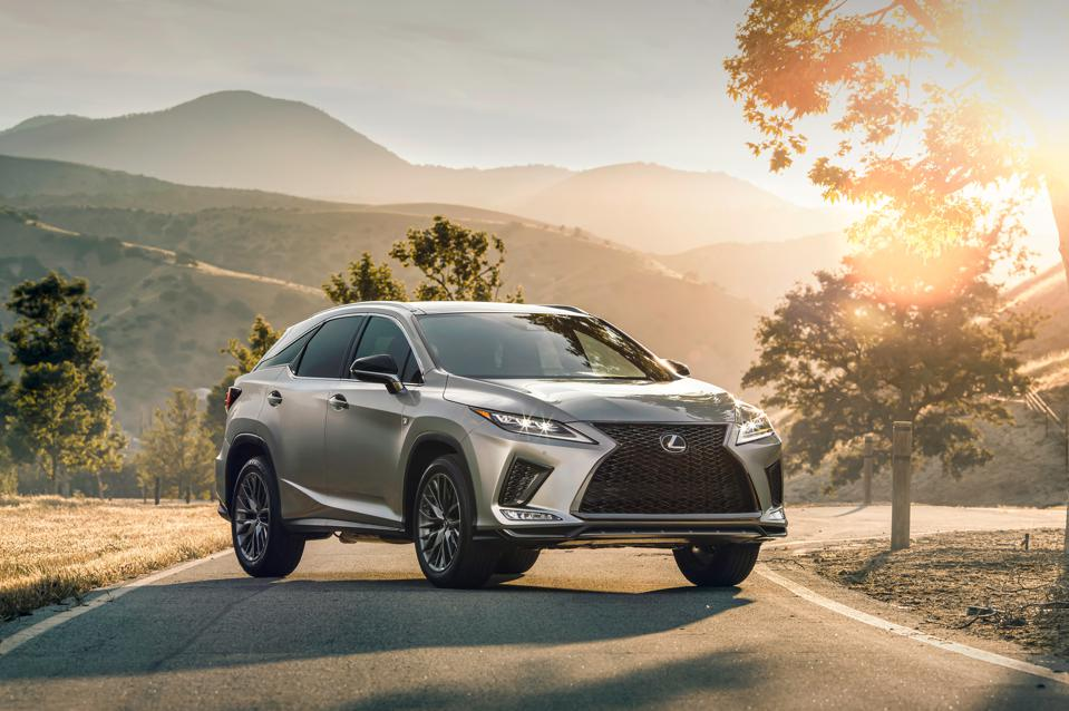 The 2020 RX 350 F Sport is More Luxury Than Sport