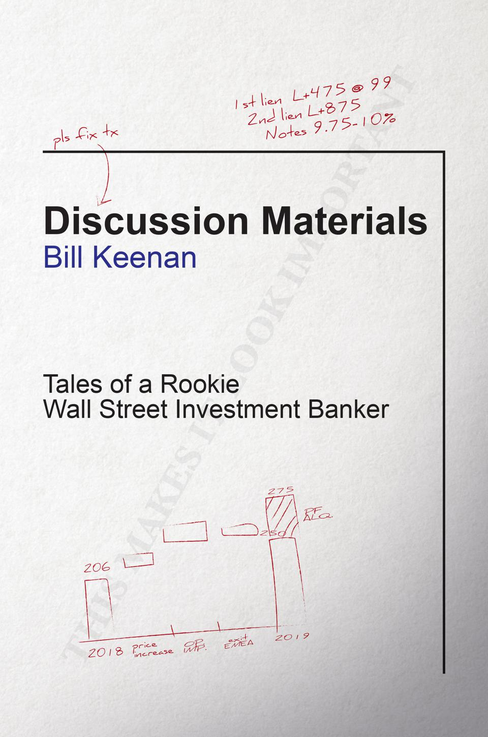 Discussion Materials by Bill Keenan