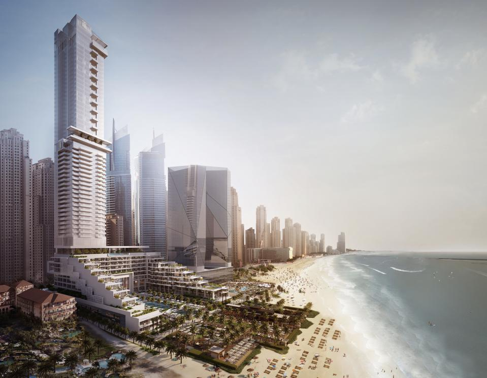 Corinthia Dubai