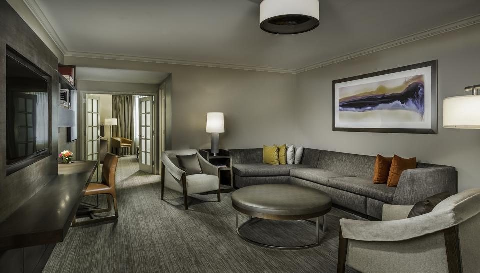 Hyatt Centric Chicago Magnificent Mile Executive Suite