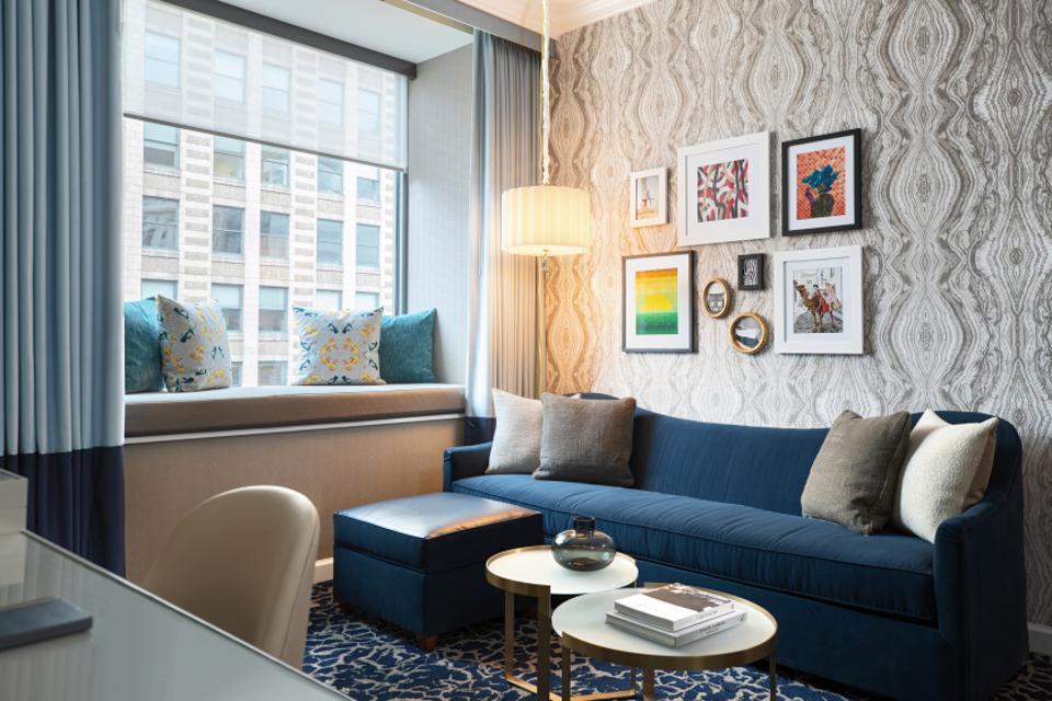 Kimpton Monaco Chicago Best Value Hotel Suite