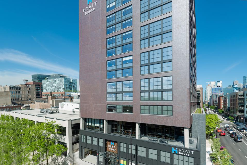 Hyatt House Chicago West Loop Fulton Market Best Value Hotel Suites