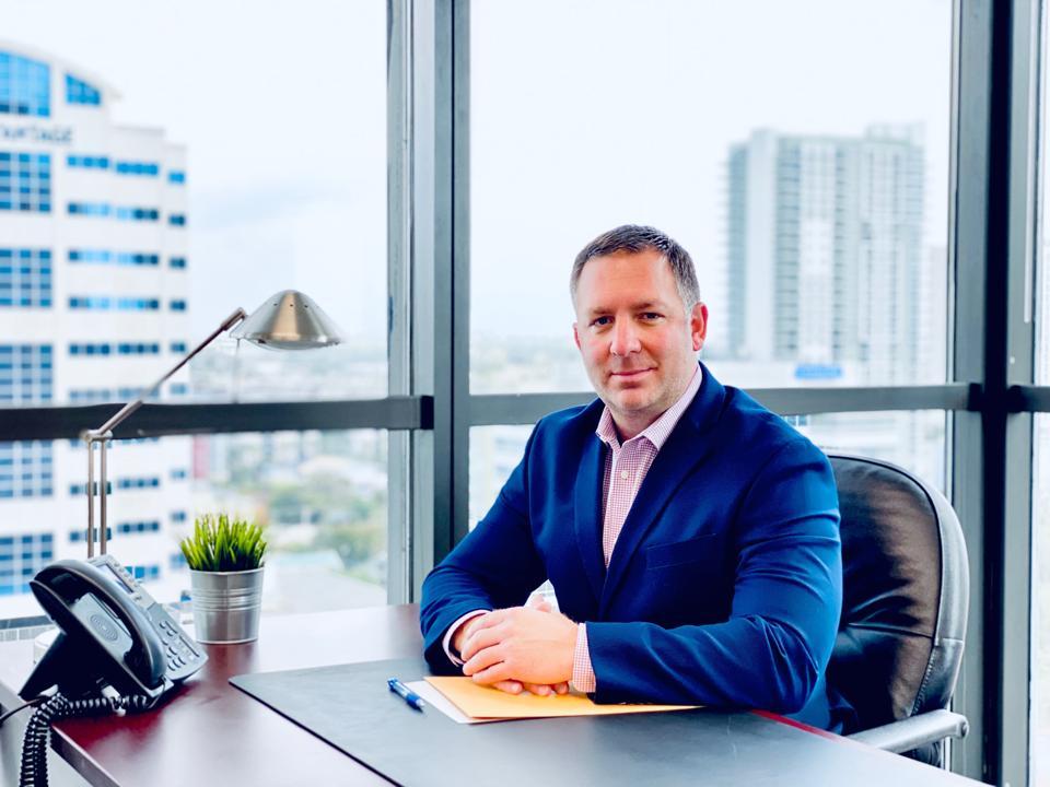 USPA CEO Michael Evans