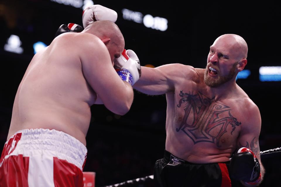 Adam Kownacki vs Robert Helenius best heavyweights in the world