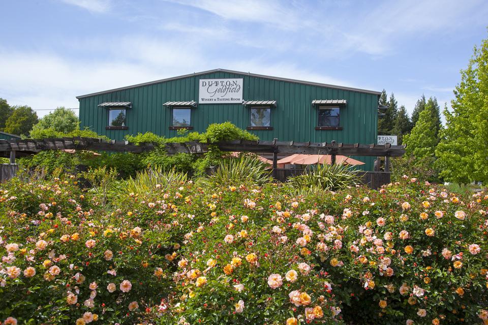 Dutton Goldfield Winery, Santa Rosa, Sonoma County