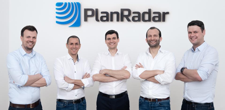 PlanRadar Founders