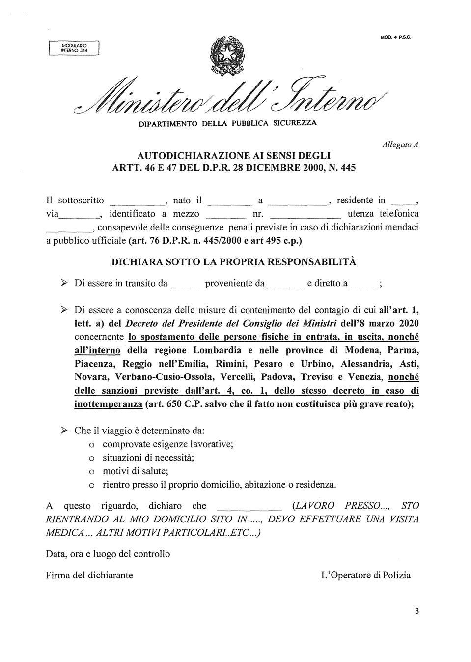 What Travelers Should Know As Italy In Coronavirus Lockdown