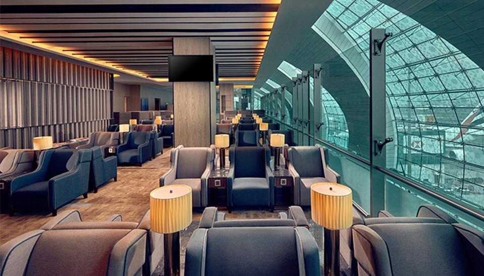 Plaza Premium Lounge Dubai
