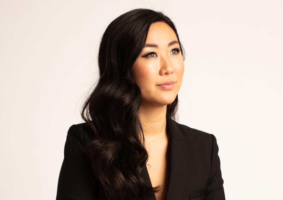 fashion Jessie Zeng, founder of fashion and tech startup Choosy, Photo Credit: Chris Miggels