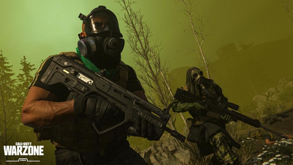 Call Of Duty Modern Warfare Patch Notes Warzone New Shotgun