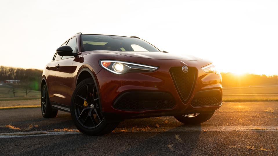 Alfa Romeo Stelvio Sport