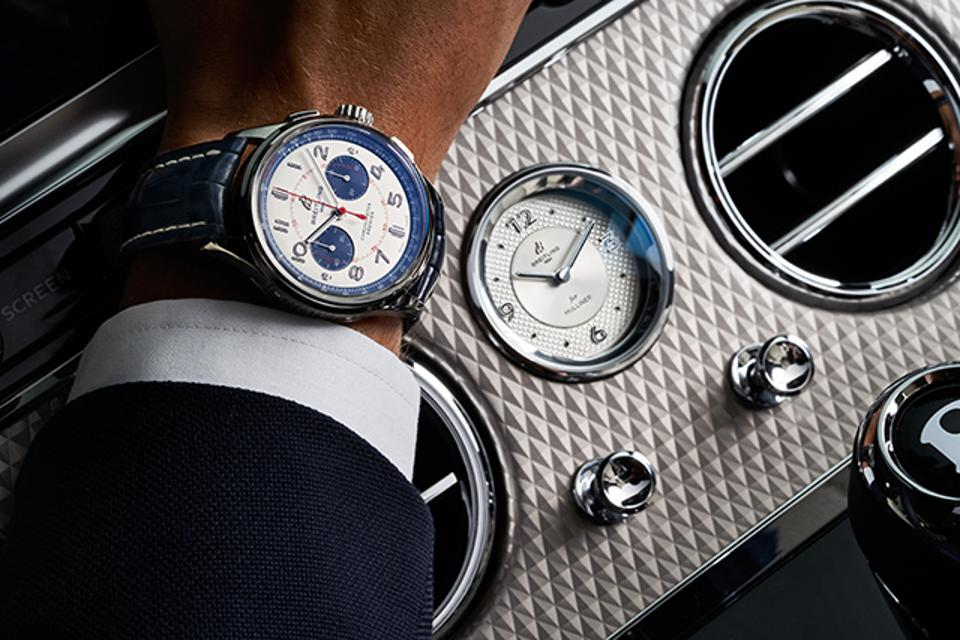 The Breitling Premier Bentley Mulliner Limited Edition.