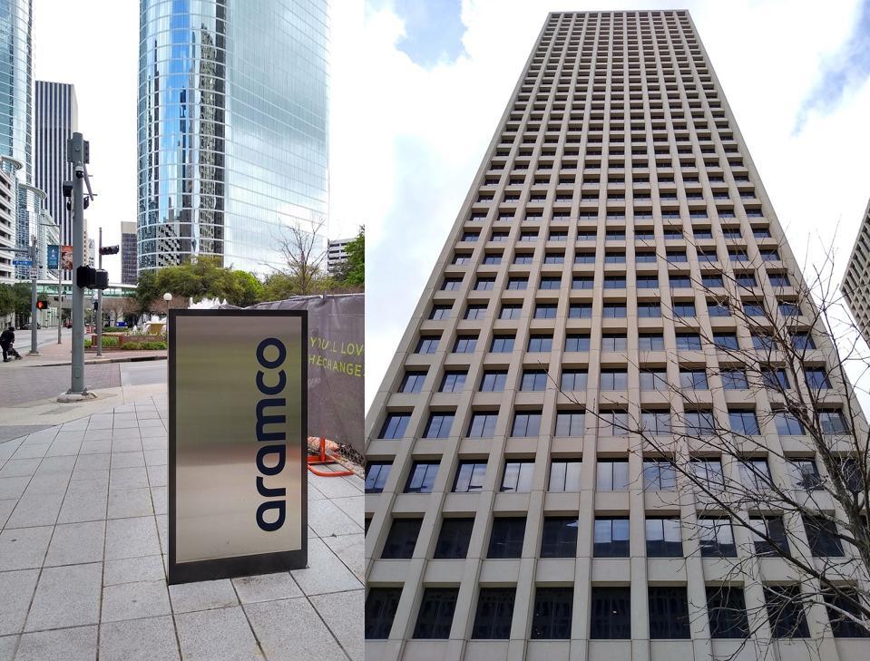 Saudi Aramco: Houston Office