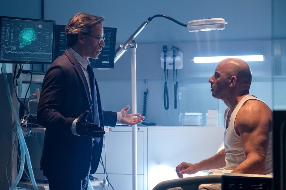 Vin Diesel (Finalized);Guy Pearce (Finalized)