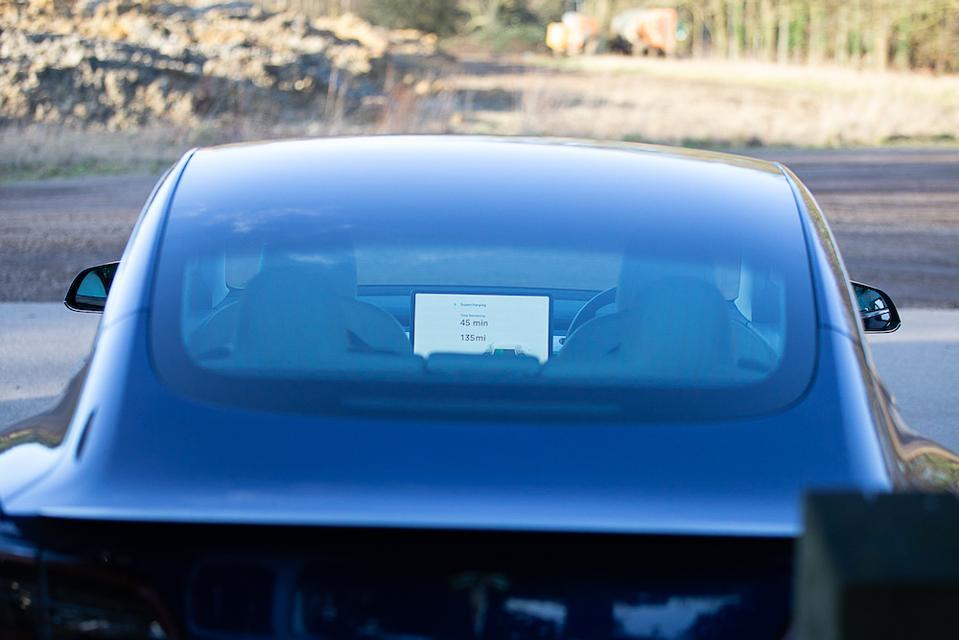 Future Drive My Weekend With Tesla S Electric Model 3 Performance Sedan