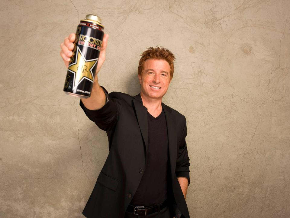 Billionaire Russ Weiner founded energy drink Rockstar in 2001. It's now sold in 30 countries worldwide.