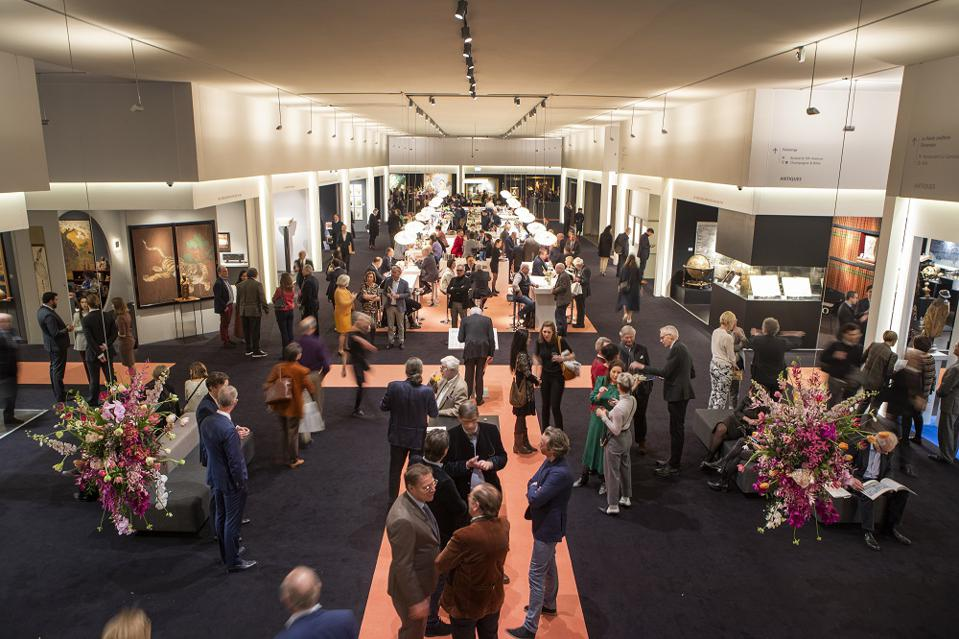 TEFAF Maastricht 2020 closed early because of Coronavirus