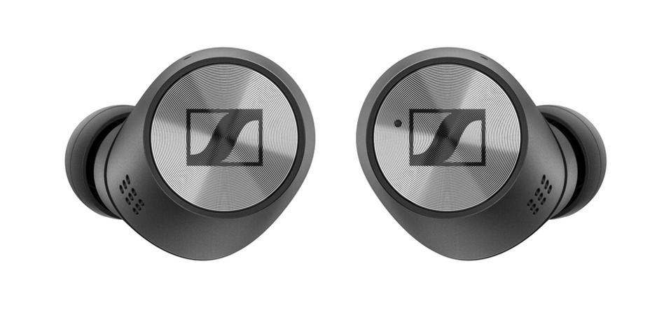 Sennheiser Momentum True Wireless 2 earphones control pads
