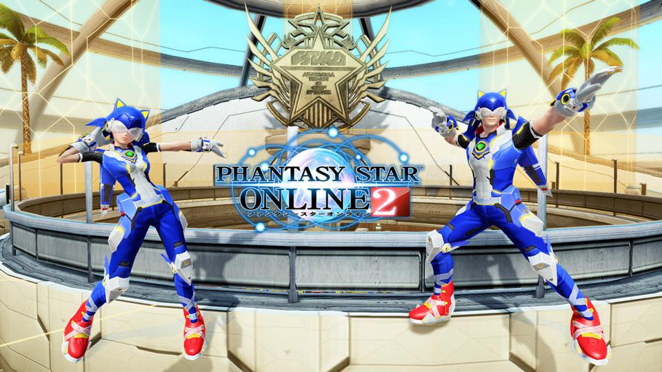 The ″Sonic Collaboration Edition″ of PSO2 is geared at Sonic fans, but it includes a wealth of other useful items that justify the $60 asking price.