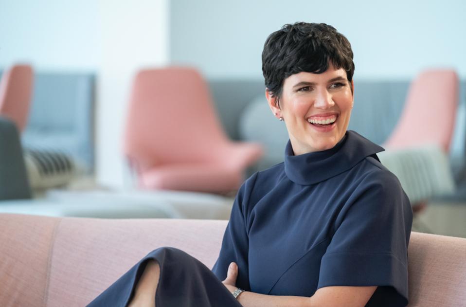 Elise Loehnen, Chief Content Officer at Goop.