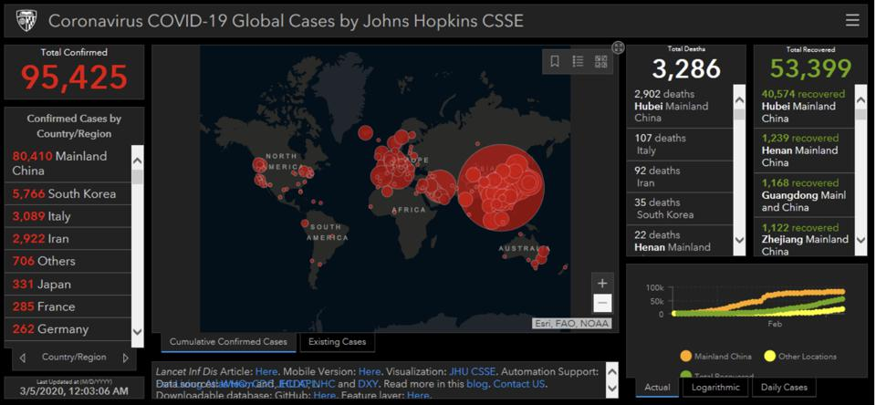 Warning You Must Not Download This Dangerous Coronavirus Map